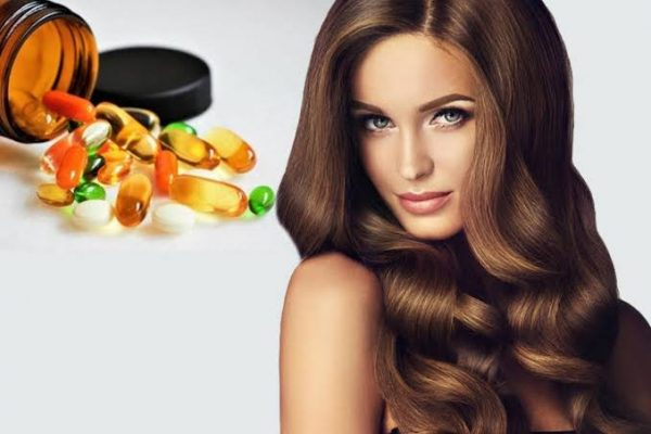 افضل فيتامين للشعر وما الفيتامين المسؤول عن تطويل الشعر